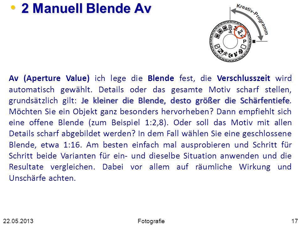2 Manuell Blende Av