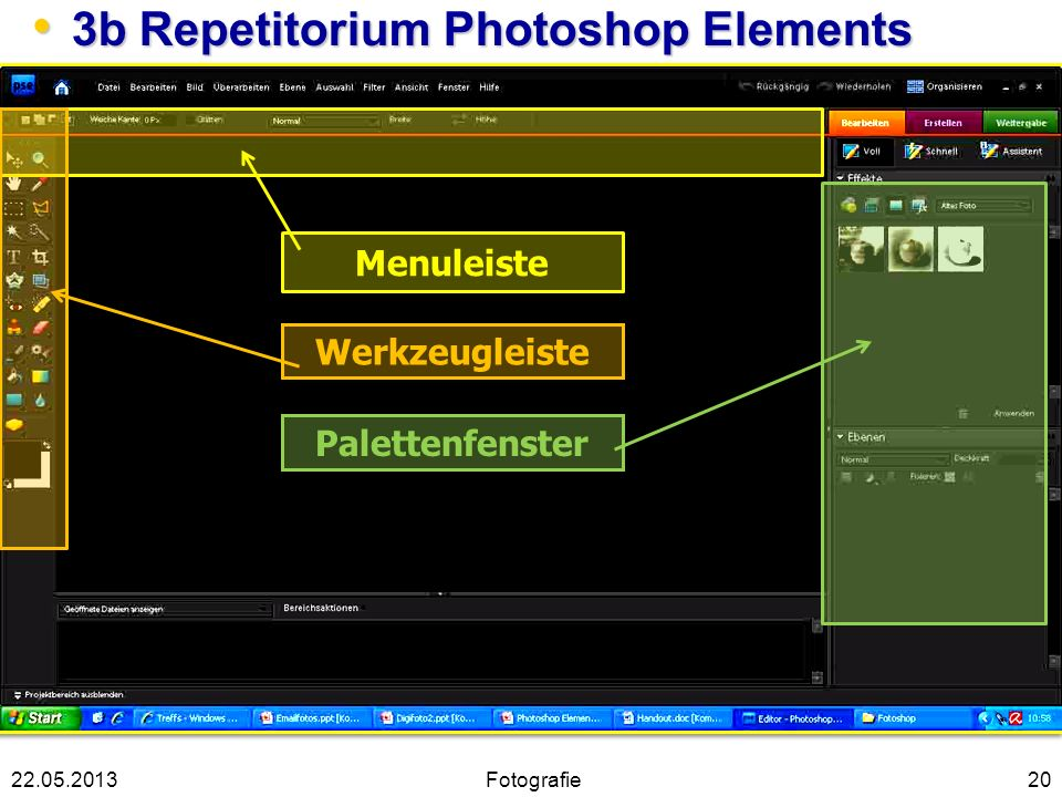 3b Repetitorium Photoshop Elements