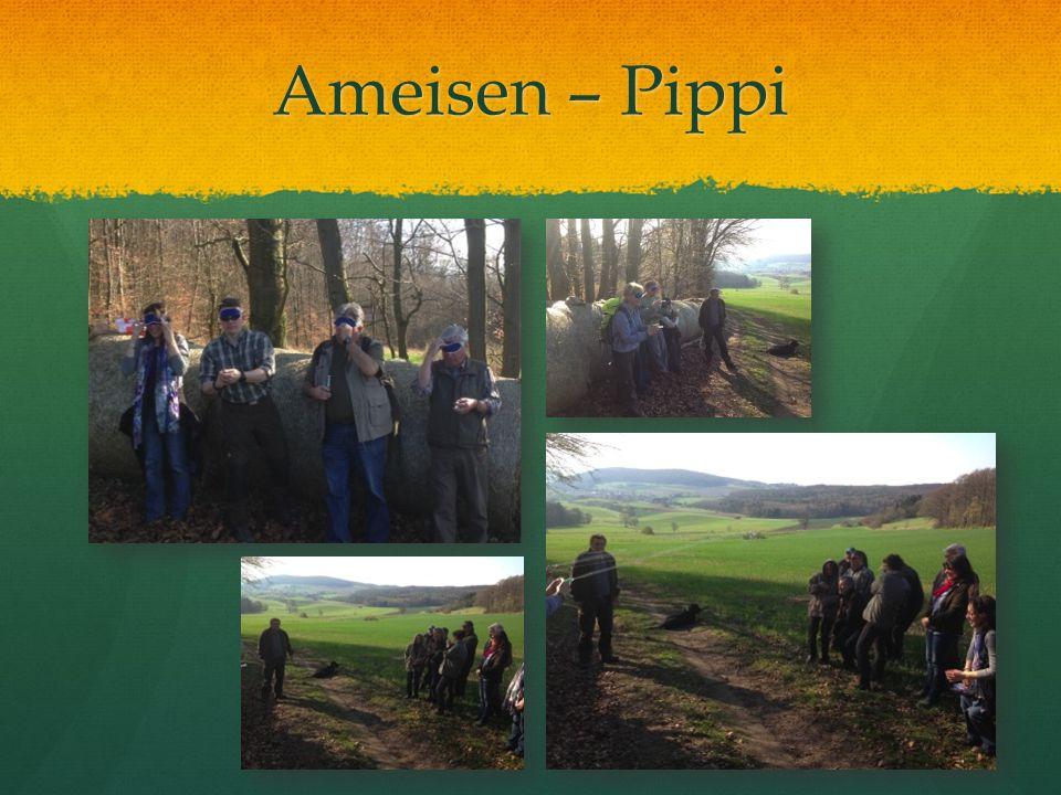 Ameisen – Pippi