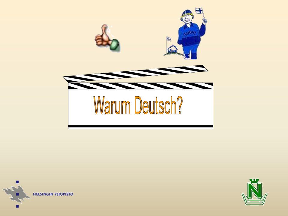Warum Deutsch
