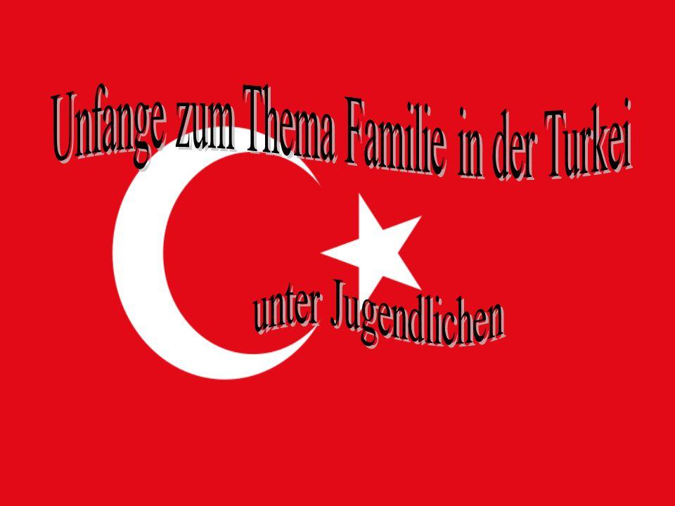 Unfange zum Thema Familie in der Turkei