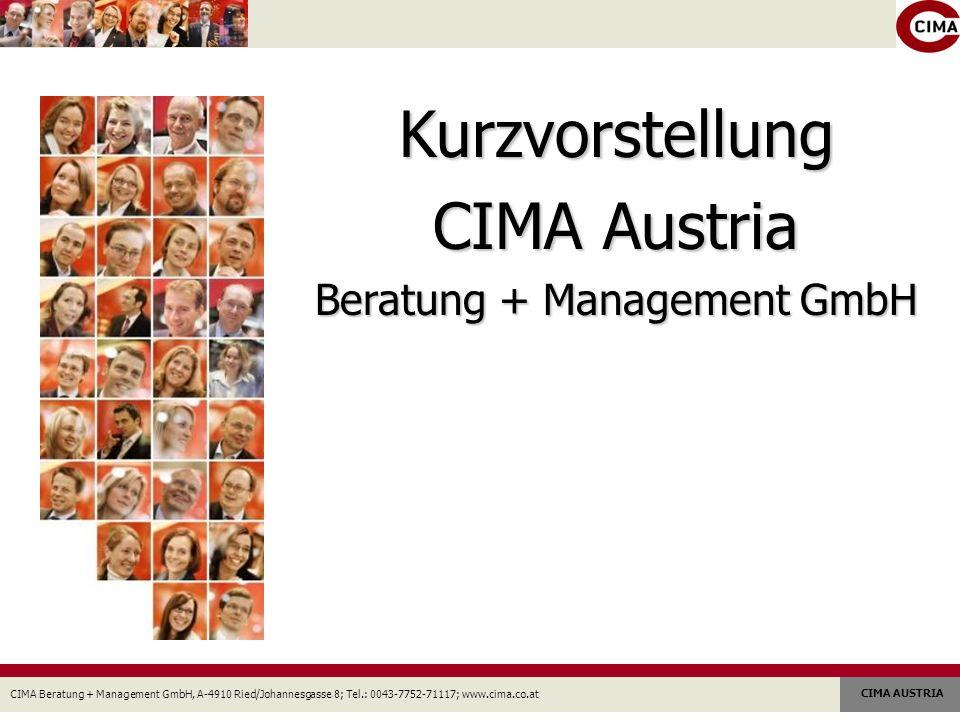 Beratung + Management GmbH