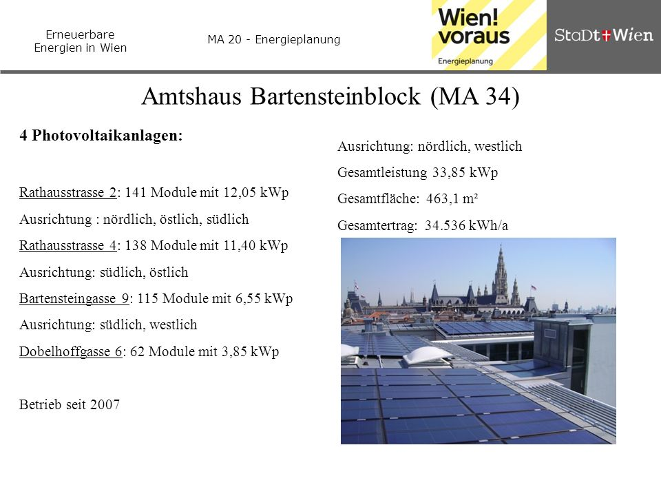 Amtshaus Bartensteinblock (MA 34)