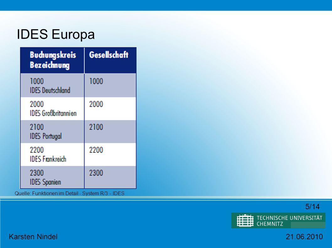 IDES Europa 5/14 Karsten Nindel 21.06.2010
