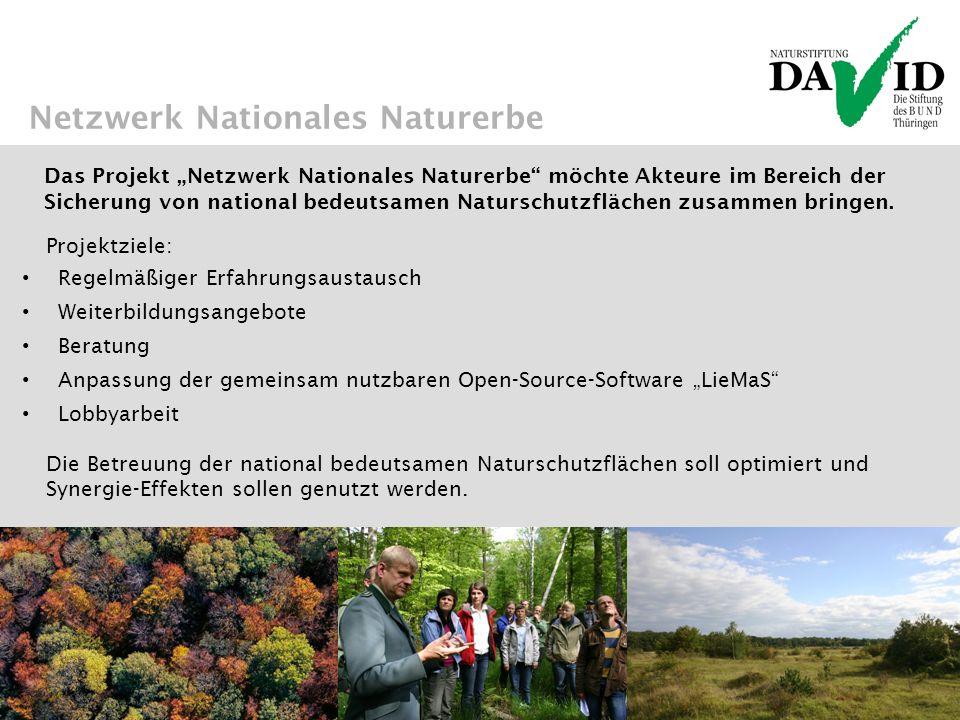 Netzwerk Nationales Naturerbe