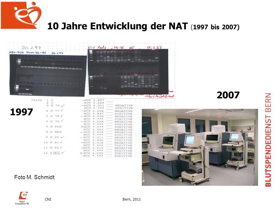 10 Jahre Entwicklung der NAT (1997 bis 2007)