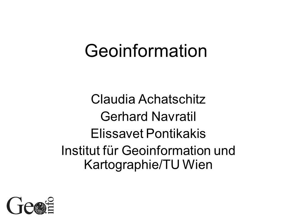 Institut für Geoinformation und Kartographie/TU Wien