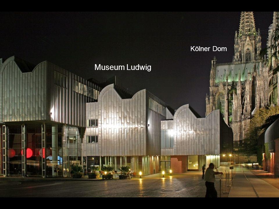 Kölner Dom Museum Ludwig