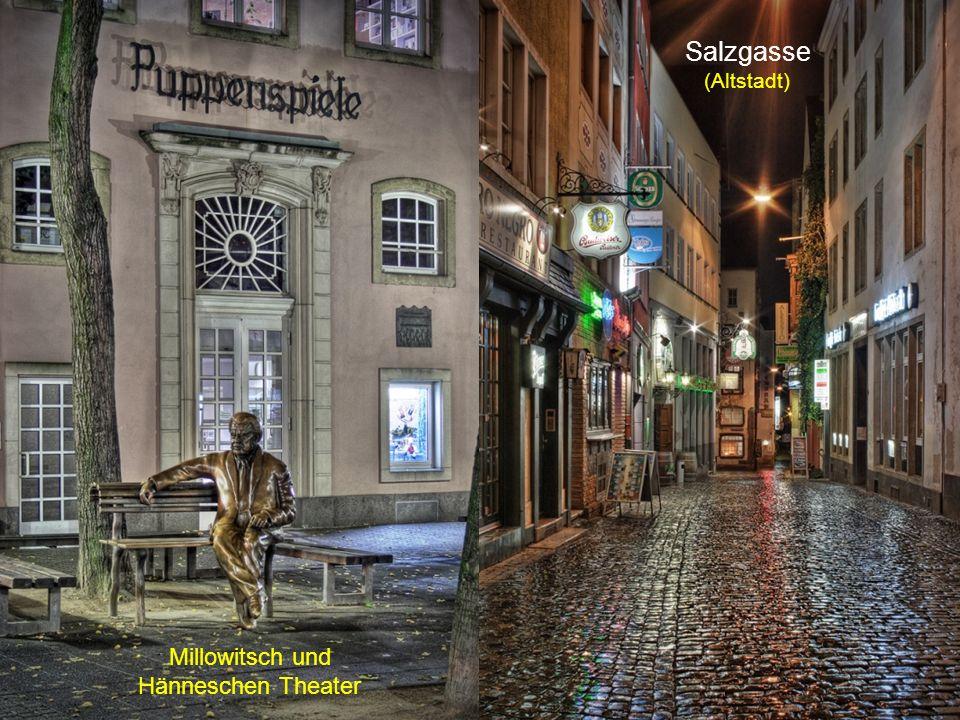 Millowitsch und Hänneschen Theater