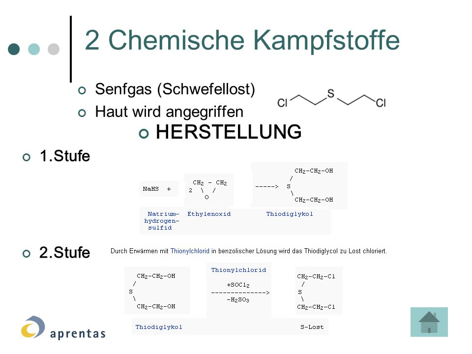 2 Chemische Kampfstoffe