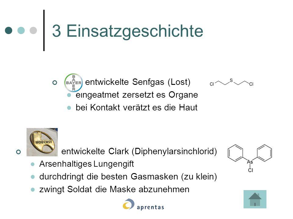 3 Einsatzgeschichte entwickelte Senfgas (Lost)