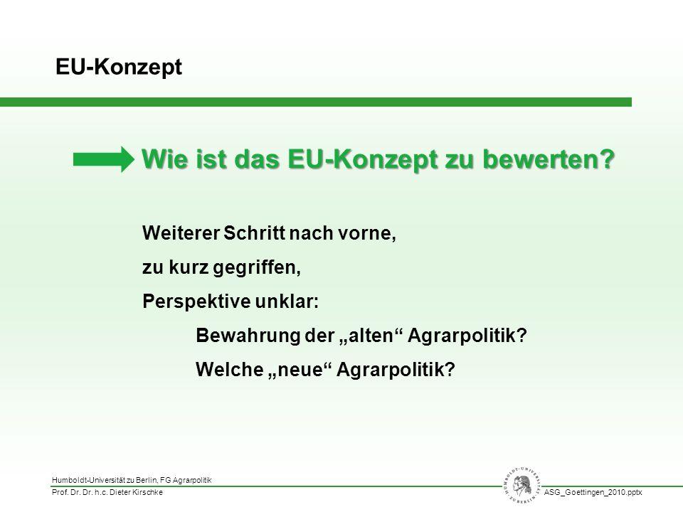 Wie ist das EU-Konzept zu bewerten