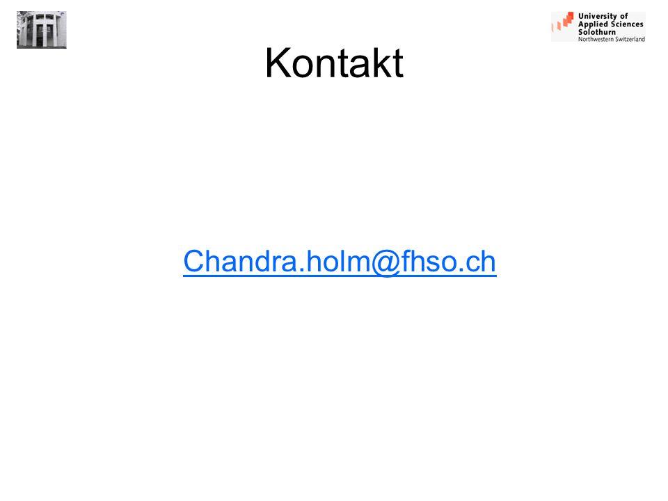 Kontakt Chandra.holm@fhso.ch
