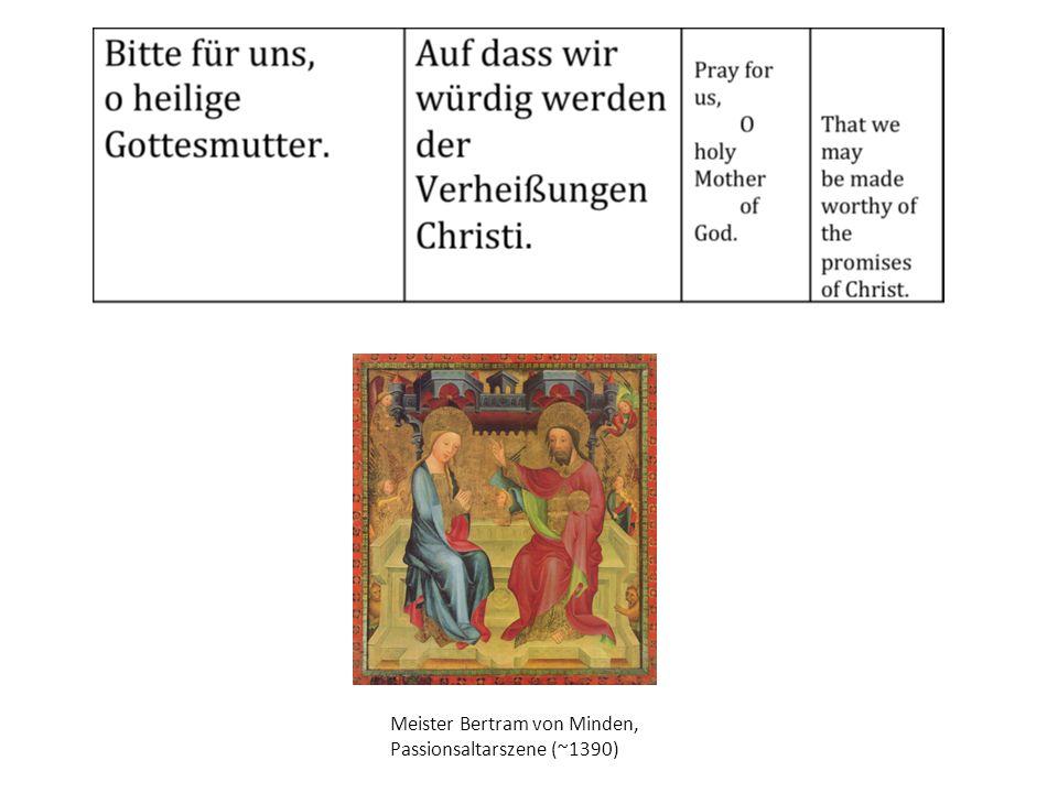 Meister Bertram von Minden,