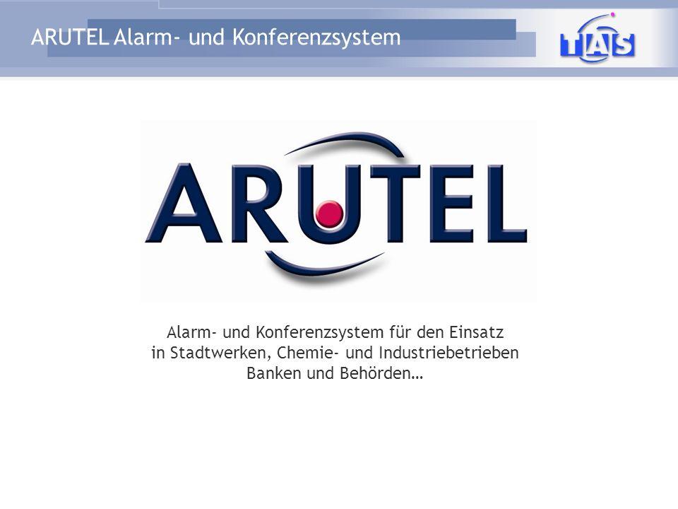 Alarm- und Konferenzsystem für den Einsatz