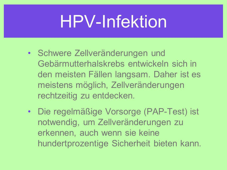 HPV-Infektion