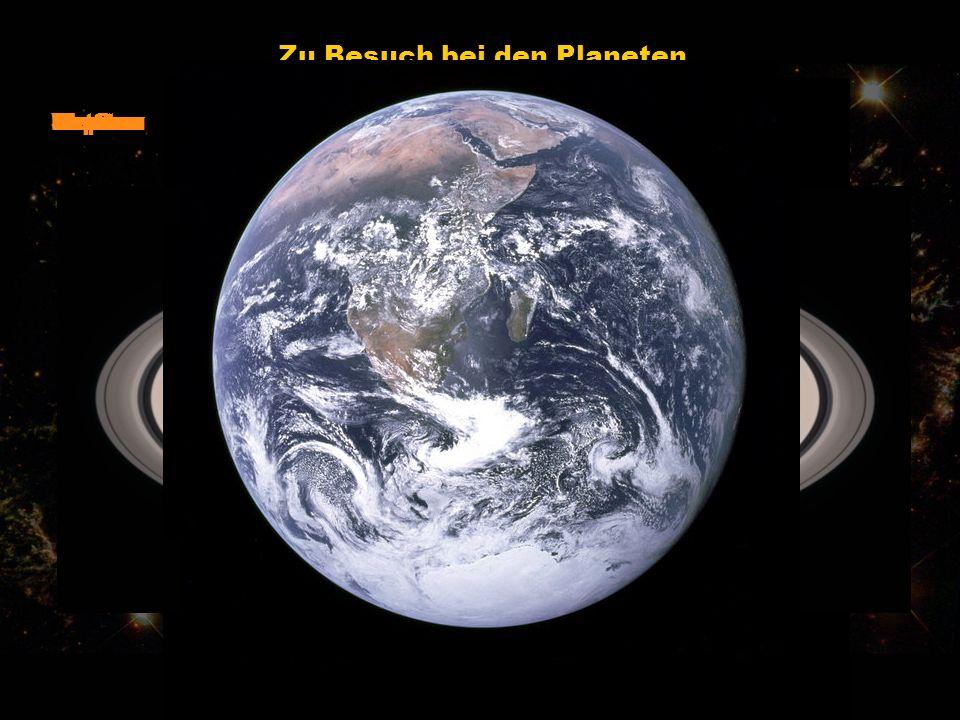 Zu Besuch bei den Planeten