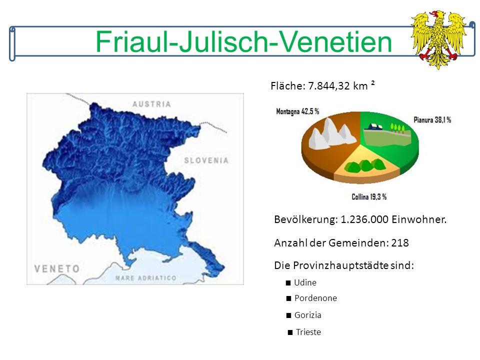 Friaul-Julisch-Venetien