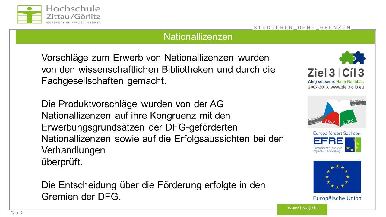 Die Entscheidung über die Förderung erfolgte in den Gremien der DFG.