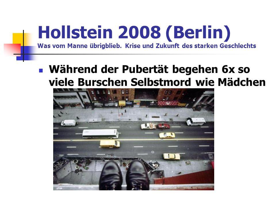 Hollstein 2008 (Berlin) Was vom Manne übrigblieb