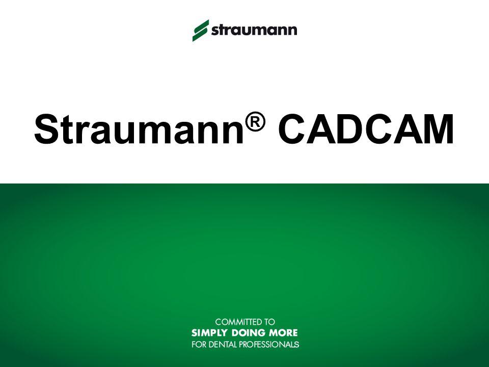 Straumann® CADCAM