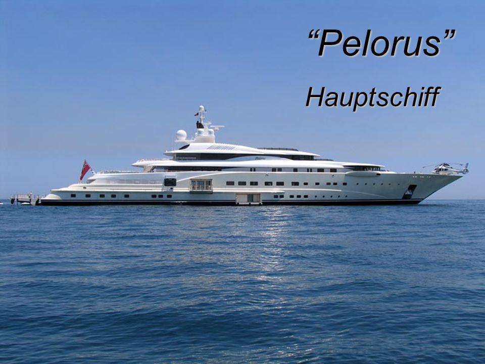 Pelorus Hauptschiff