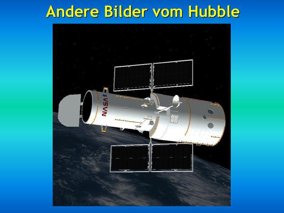 Andere Bilder vom Hubble