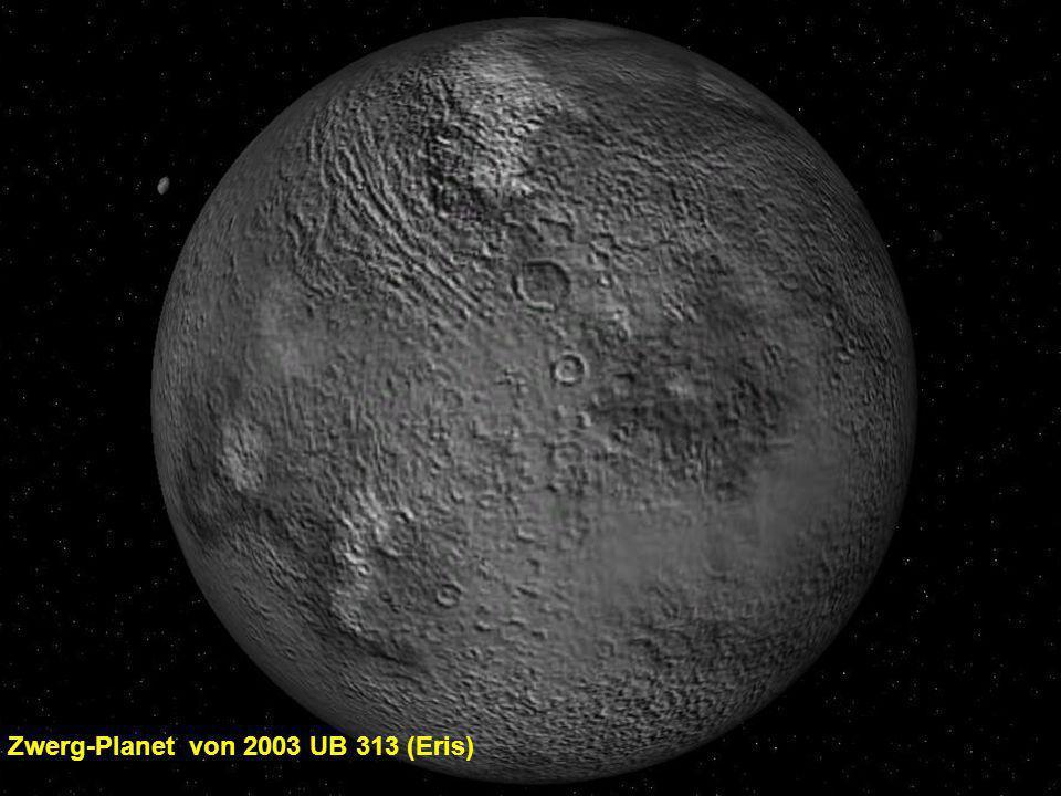 Zwerg-Planet von 2003 UB 313 (Eris)