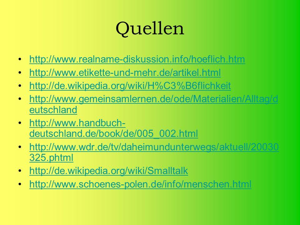 Quellen http://www.realname-diskussion.info/hoeflich.htm