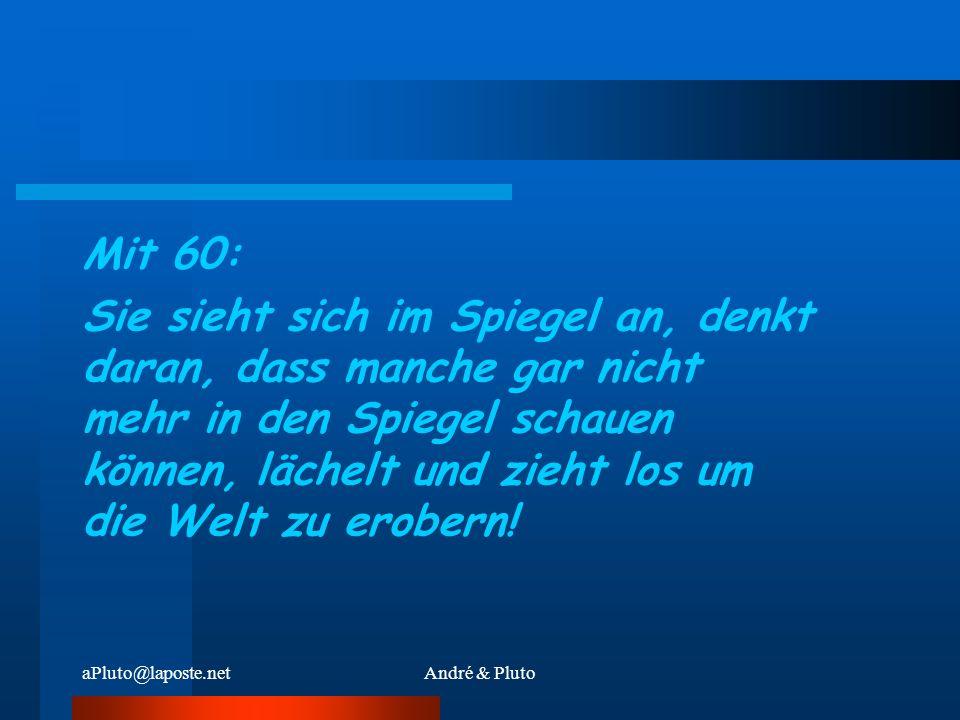 Mit 60: