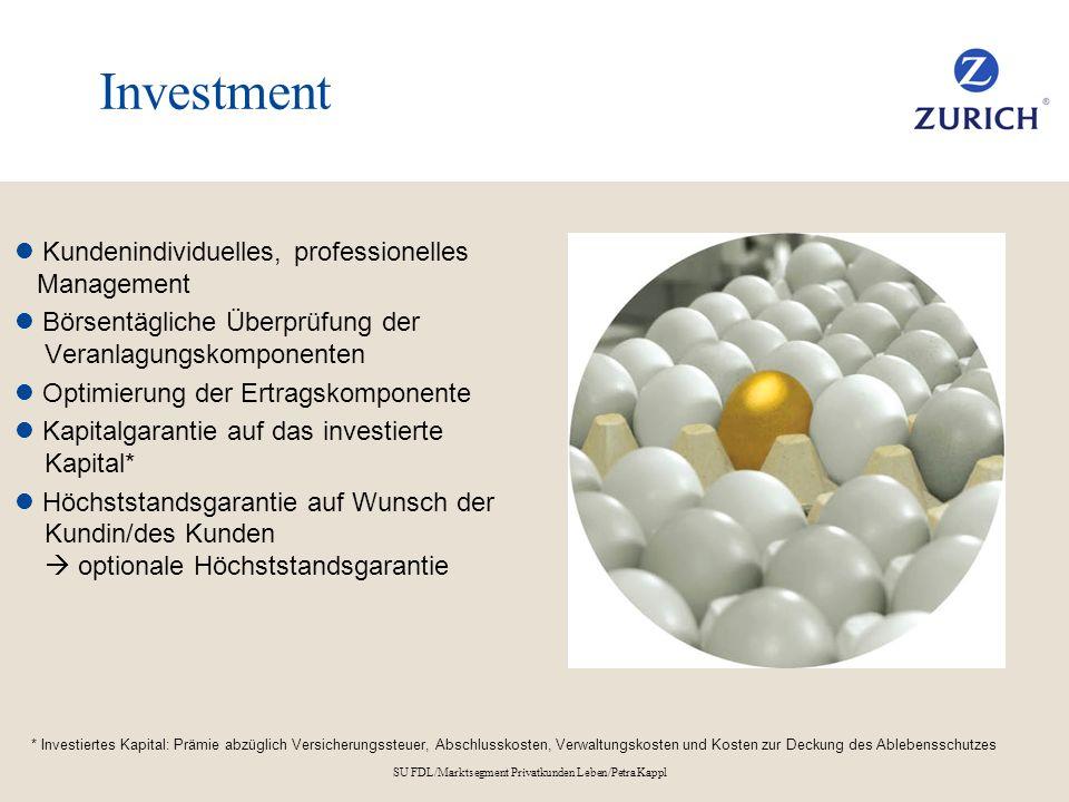 SU FDL/Marktsegment Privatkunden Leben/Petra Kappl