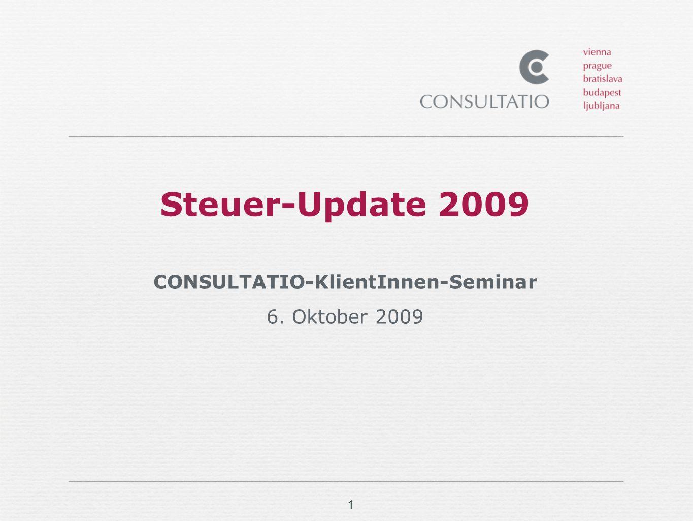 CONSULTATIO-KlientInnen-Seminar