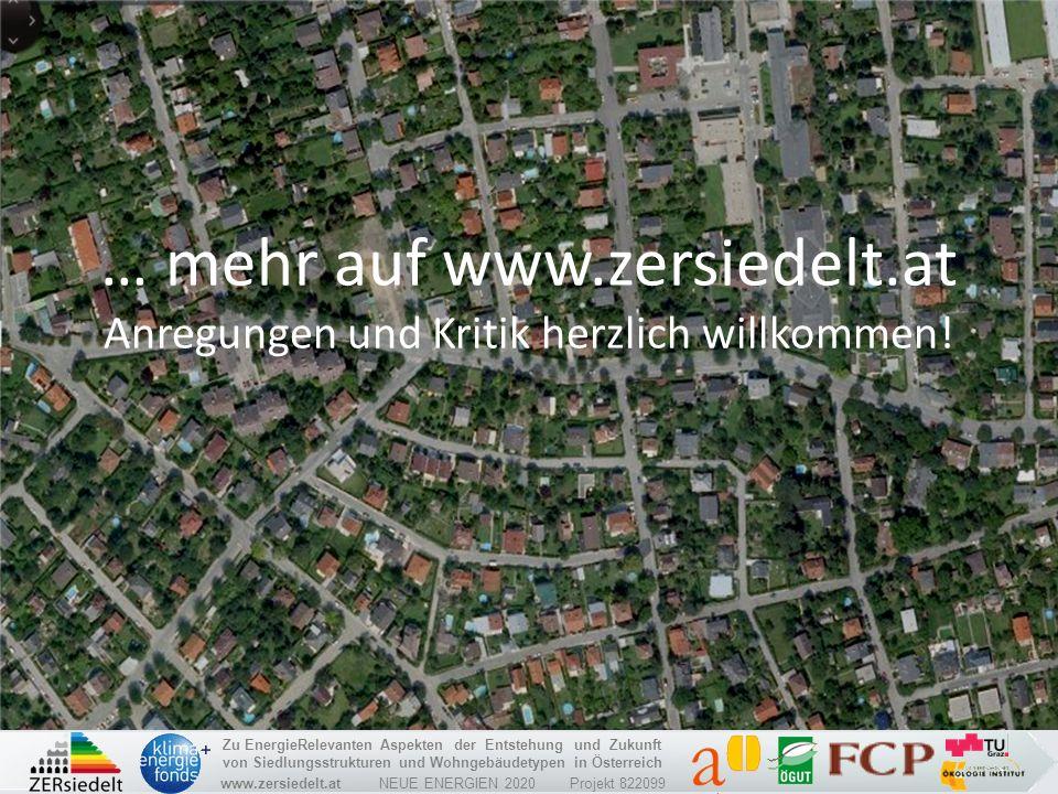 … mehr auf www.zersiedelt.at