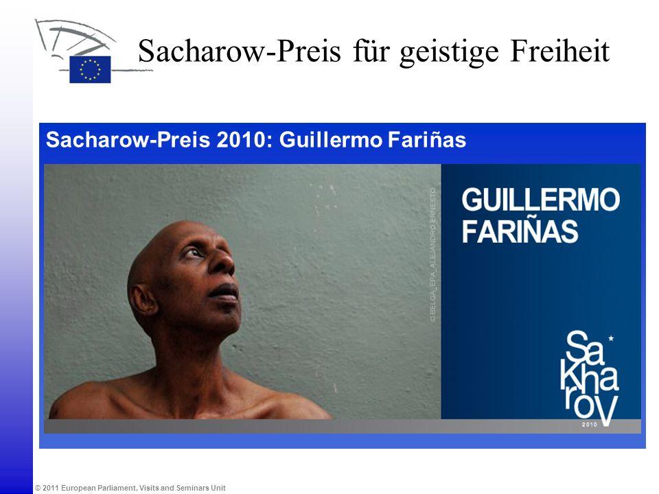 Sacharow-Preis für geistige Freiheit