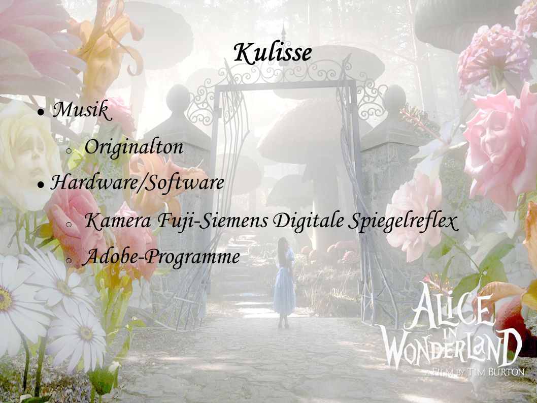 Kulisse Musik Originalton Hardware/Software