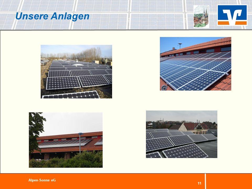 Unsere Anlagen Alpen-Sonne eG 11