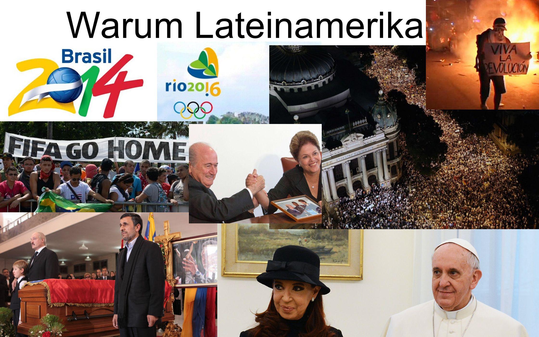 Warum Lateinamerika