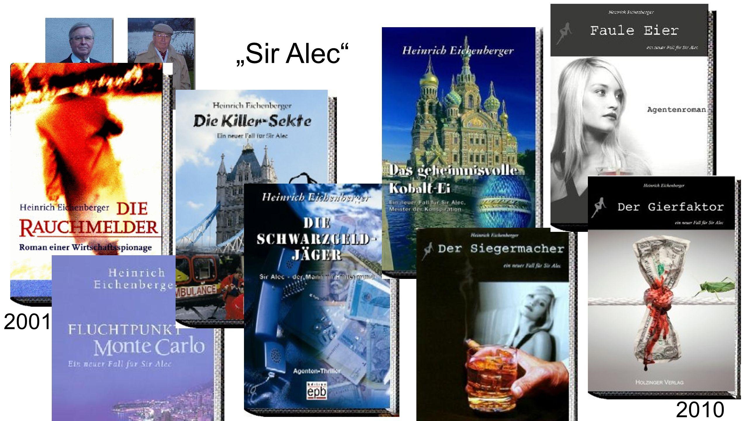 """""""Sir Alec 2001 2010"""
