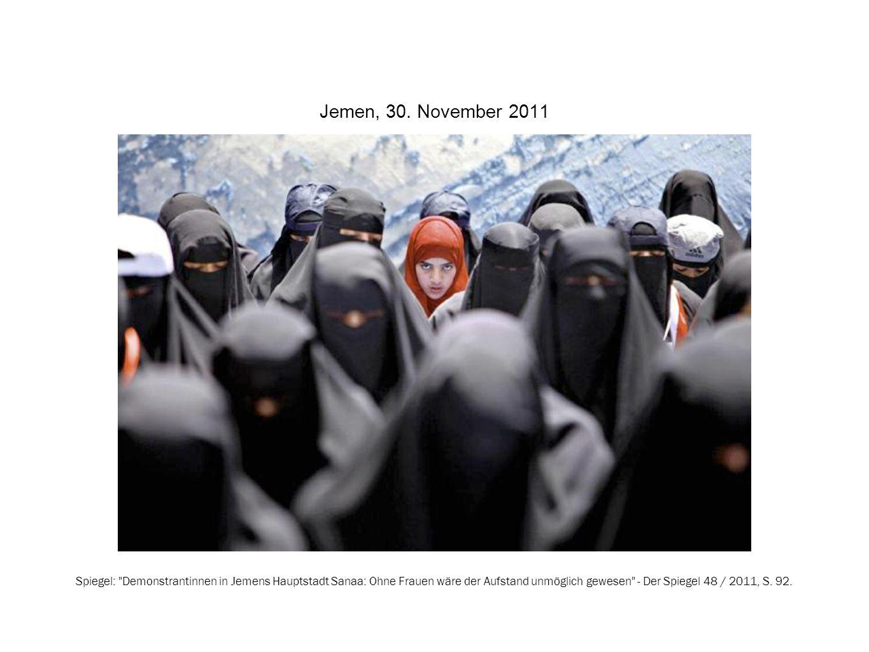 Jemen, 30. November 2011