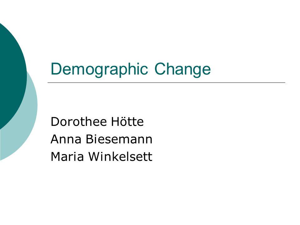 Dorothee Hötte Anna Biesemann Maria Winkelsett