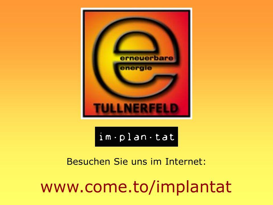 Besuchen Sie uns im Internet:
