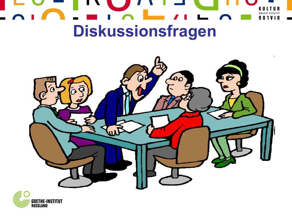 Diskussionsfragen