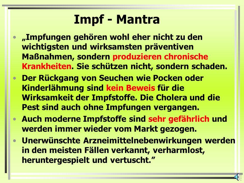 Impf - Mantra