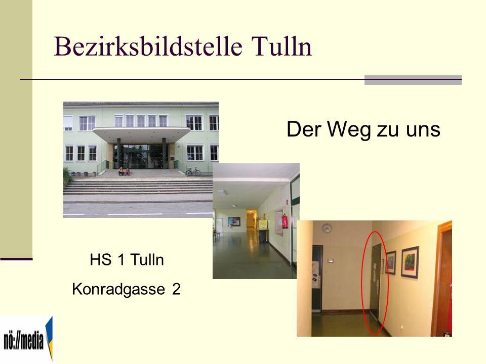 Bezirksbildstelle Tulln