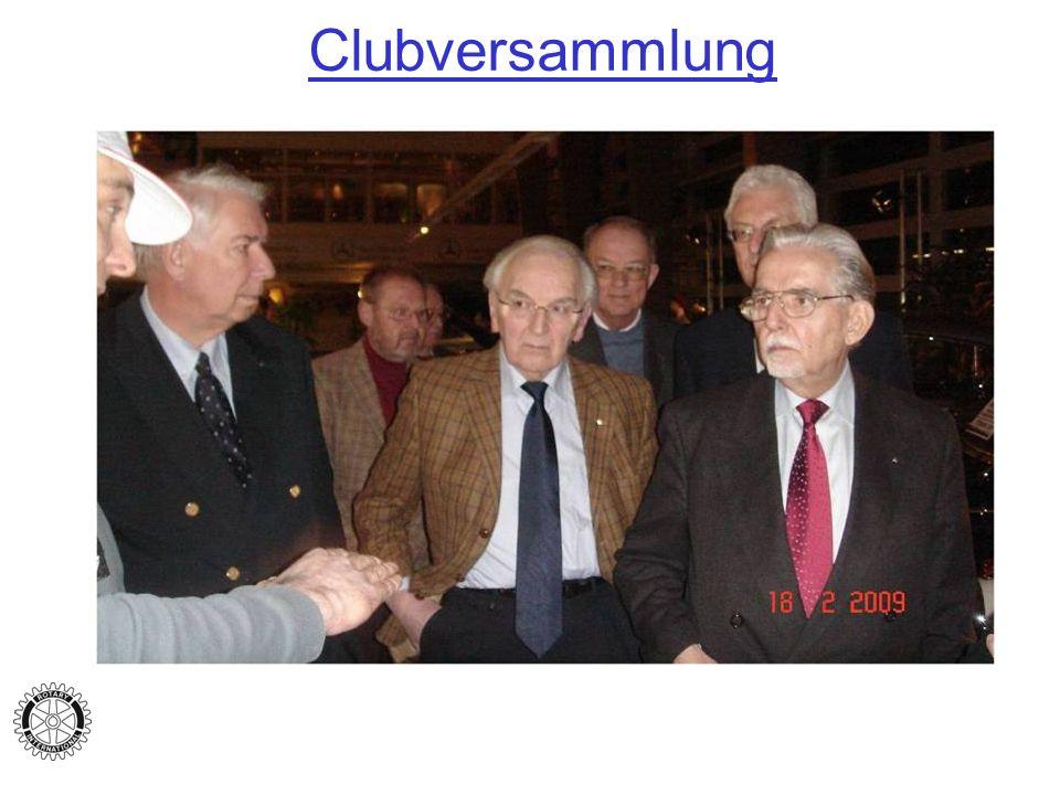 Clubversammlung