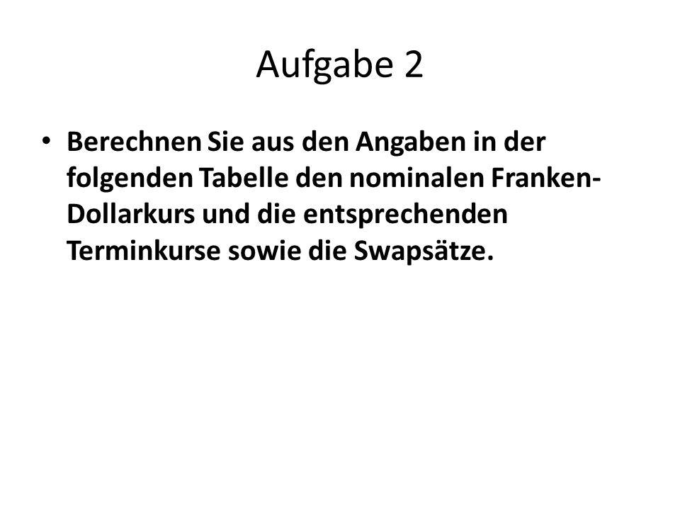 Aufgabe 2