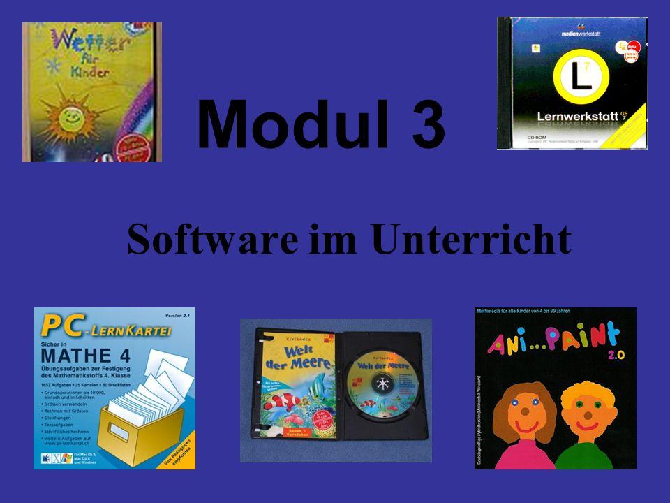 Software im Unterricht