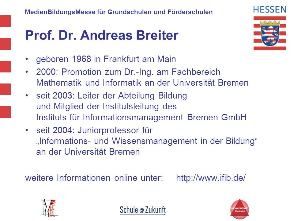 Prof. Dr. Andreas Breiter