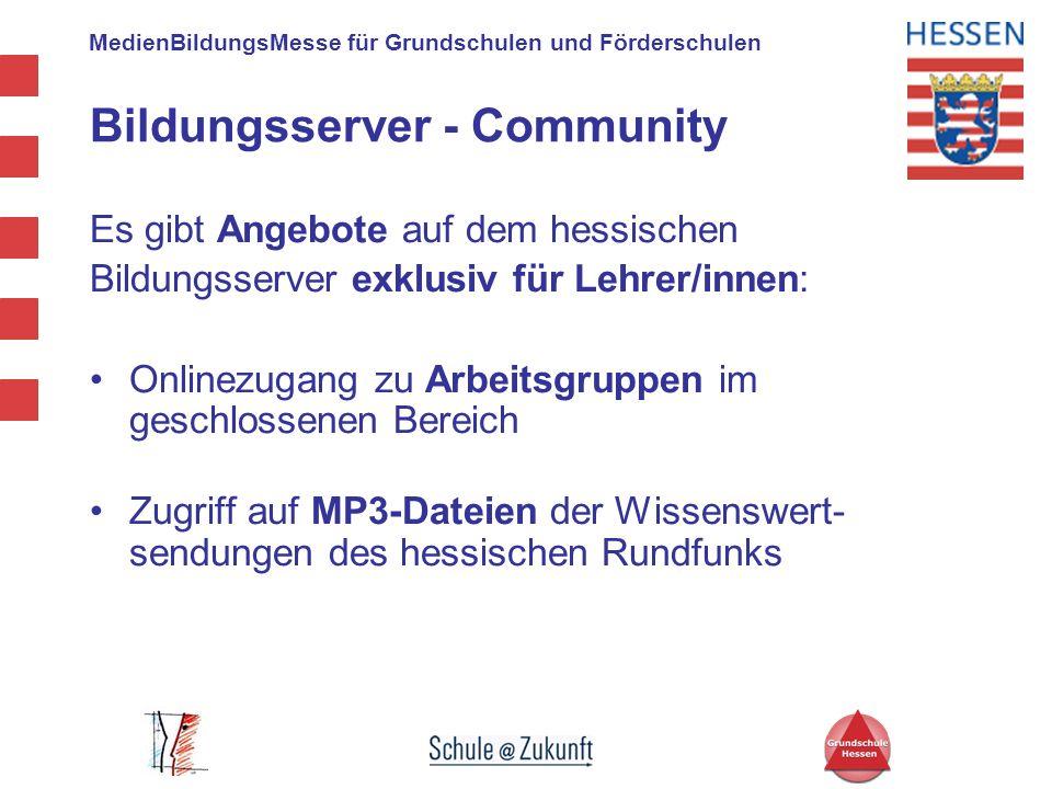 Bildungsserver - Community