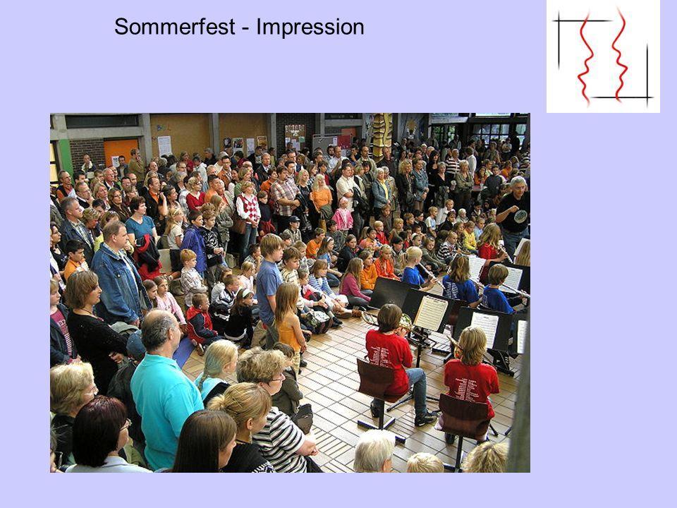 Sommerfest - Impression